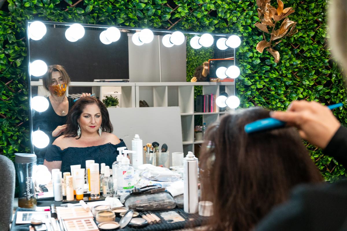 Hair and Makeup - Pyrmont Studio