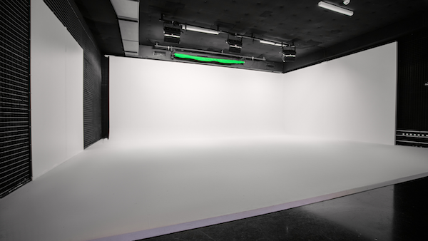 Pyrmont Studio 1 - White Cyclorama